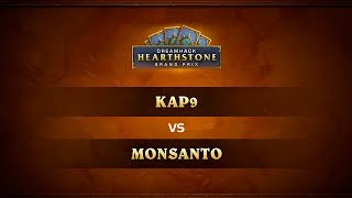 Kap9 vs Monsanto, game 1