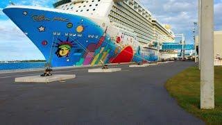 Flå Norway  city photos : Norwegian Breakaway Cruise VLOG November 6, 2016--- Bahamas and Florida
