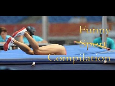 (Sport) - Funy sport moments Compilation! Enjoy it.