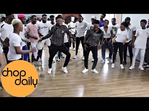 20 Minutes of Dance Talent in Ghana   Chop Daily x Wusu x MMorgan - Shitto