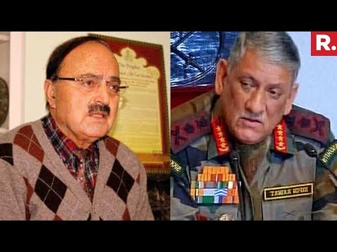 NC Questions Army Over UNHRC Report Of Kashmir