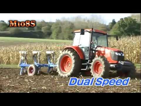 Das Kubota Traktoren Programm   LandtechnikTV