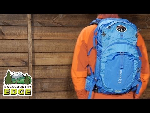 Osprey Packs | Manta/Mira AG™ Product Tour