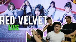 "Video Watching 5 ""BAD BOY"" RED VELVET live stages is a bad idea..... #roadto100k MP3, 3GP, MP4, WEBM, AVI, FLV April 2018"