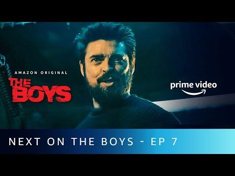 Next On The Boys S2 - Ep 7 | The Boys S2 | Karl Urban, Jack Quaid, Antony Starr | Amazon Original
