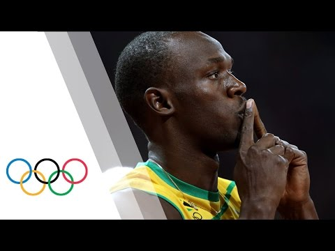 (S 100) - Athletics Men's 100m Final Full Replay from the Olympic Stadium at the London 2012 Olympic Games. -- 5 August 2012 Since 1896, athletics has been on the prog...