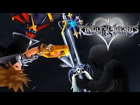 kingdom - After getting to check out KH at TGS Mitch and Brian had some thoughts on their experience.
