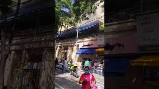 En video: Bomberos controlan incendio en restaurante del centro comercial «El Paseo» en el Paseo Bolivar