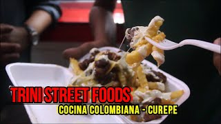 Cocina Colombiana in Curepe!