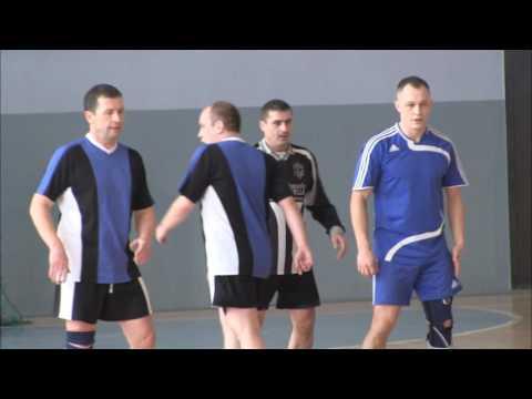 В Витебске завершился чемпионат аппарата управления УВД по мини-футболу (Видео)