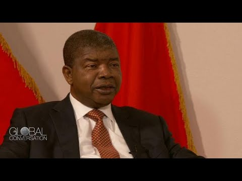 Angola's new president speaks exclusively to Euronews