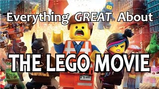 Video Everything GREAT About The Lego Movie! MP3, 3GP, MP4, WEBM, AVI, FLV Juni 2018