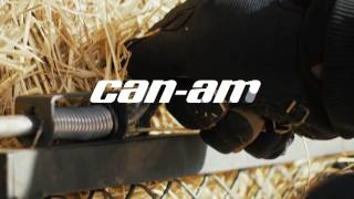9. 2017 Can Am  :  Utility