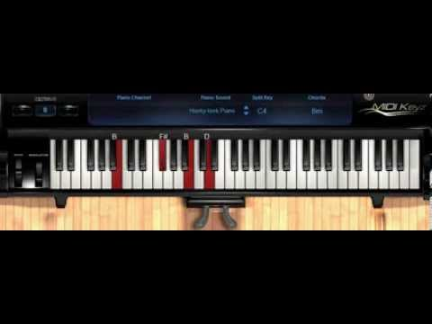 Oceans (where My Feet May Fail) Hillsong - Piano Cover/Tutorial