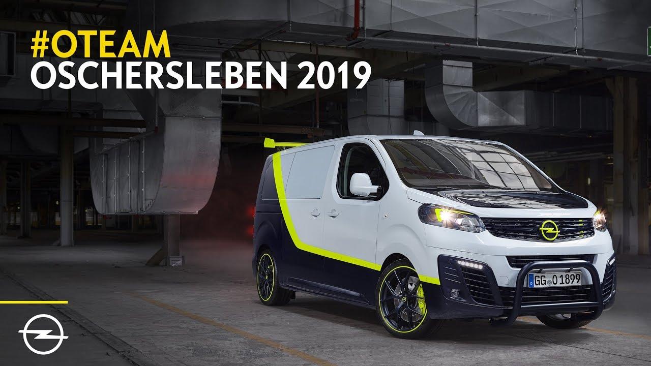 Best of Oschersleben 2019: #OTEAM Zafira Life goes Opelsleben