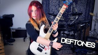 DEFTONES - My Own Summer [GUITAR COVER] | Jassy J