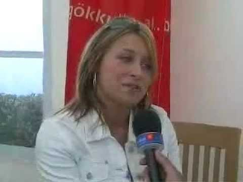 Cyprus 2004: Interview with Lisa Andreas