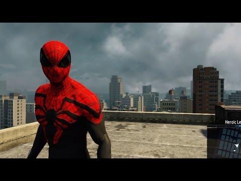 Видео человек паук прохождение о