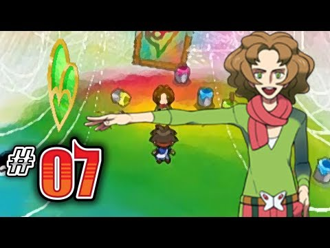 Let's Play Pokemon: White 2 - Part 7 - Castelia Gym Leader Burgh