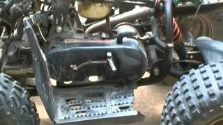 11. POLARIS SCRAMBLER 90 ATV REFRESH PROJECT