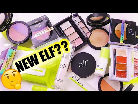 NEW ELF MAKEUP ... What to Buy or Not ???