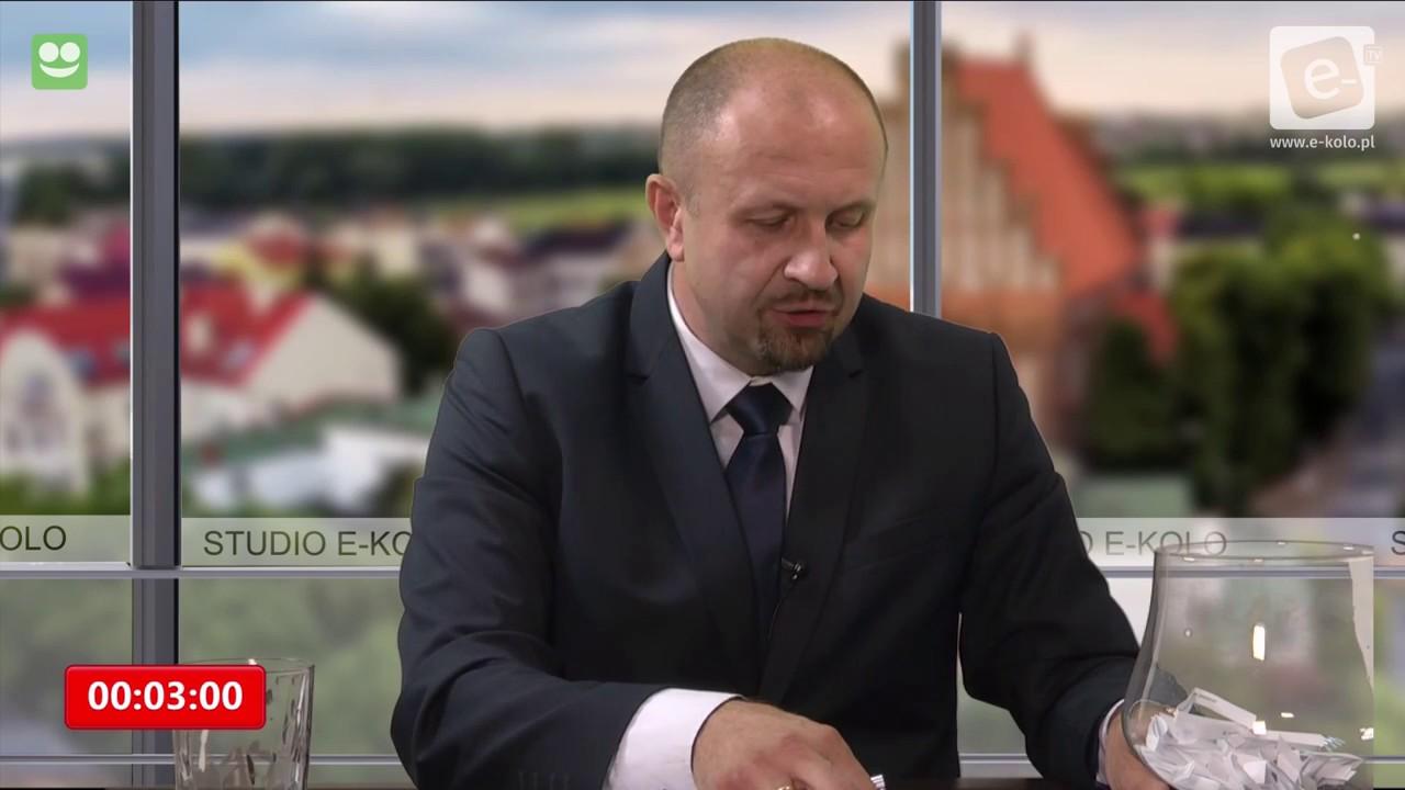 Wybory na Burmistrza Miasta Koła - kandydat Robert Gajda