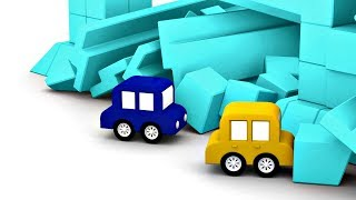 Nouveau #dessinanimé avec les #4voiturescolorées. Cette fois elles veulent construire une ville avec des blocs. Mais il y a une voiture noire qui crée souvent les problèmes. Voilà elle a détruit la tour! Quelle imprudence! La voiture noire est coincée! Comment faire pour la sortir? Regardons ensemble!LE TEXTE DU DESSIN ANIME:Aujourd'hui, 4 petites voitures construisent une ville avec des blocs. Cela sera une tour.Oh ! La voiture noire a tout détruit. Fais attention ! Quel conducteur imprudent.Bien entendu ! Il a eu un accident ! Il est coincé sous les blocs.Les petites voitures, venez à la rescousse ! Il n'arrive pas à sortir tout seul.Est-ce que vous pouvez aider ?Les gentilles voitures enlèvent les blocs… Un par un.Mais il y a tellement de blocs.Appelons de gros véhicules ! Voici un tracteur… Et voici une grue.Pouvez-vous nous aider ? Allons-y !La grue peut soulever facilement les poutres lourdes.Le tracteur enlève rapidement les blocs.Et les 4 petites voitures aident.La voiture noire est sauvée !Promets que tu conduiras prudemment maintenant !Est-ce que tu promets ?Et maintenant construisons la ville ensemble !La chaîne « Dessin Animé en Français » présente des dessins animés éducatifs en français #dessinaniméenfrançais pour les enfants. Ils conviennent comme aux petits francophones aussi bien à ceux qui apprennent le français #apprendrelefrancais.Abonnes-toi à la chaîne et tu ne vas plus rater nos nouvelles vidéos1. #Construire & #Jouer https://www.youtube.com/playlist?list=PLCXwhc0I74pWEOqmb7t_RRoSRp-goOMuZ ce sont des vidéos présentées sous forme de jeu d'assemblage: on construit des #voitures, des #avions, des #vaisseaux et d'autres #machines avec des pièces différentes. En même temps on va #apprendre les noms des pièces, les #couleurs, les #nombres et #enrichir le vocabulaire. Les #dessinsanimés sont amusants, et de plus, ils développent une intelligence spatiale d'un enfant.2. #Déballage de jouets #unboxing #unpackinghttps://www.youtube.com/playlist?list=PL