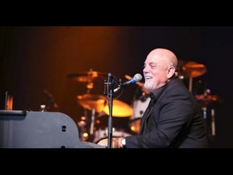 Billy Joel Makes Surprise Appearance & Performs During The