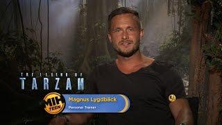 """Video Trainer Magnus Lygdbäck on """"Legend of Tarzan"""" MP3, 3GP, MP4, WEBM, AVI, FLV Maret 2018"""