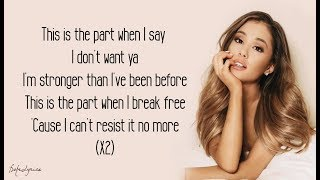 Download Video Ariana Grande - Break Free (Lyrics) 🎵 ft. Zedd MP3 3GP MP4