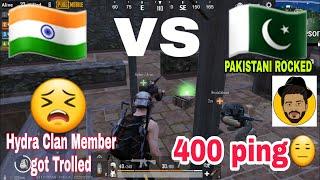3 Indians Vs 1 Pakistani - INSANE PUBG TROLL Gameplay