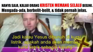Video Penelepon Muslim Di Acara TV Kristen ! Pendeta Bingung Tidak Bisa Jawab ! MP3, 3GP, MP4, WEBM, AVI, FLV Desember 2018