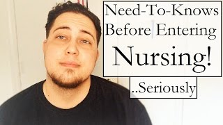 Video Need-to-Knows Before Entering Nursing! (The Good, The Bad & The Ugly) MP3, 3GP, MP4, WEBM, AVI, FLV Agustus 2018