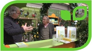 Gartenautor A. Honegger im Gespräch Teil 10: Genuss von Zitruspflanzen (Schwizerdütsch)