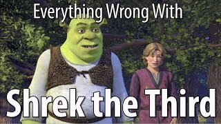 Video Everything Wrong With Shrek The Third In 16 Minutes Or Less MP3, 3GP, MP4, WEBM, AVI, FLV September 2018