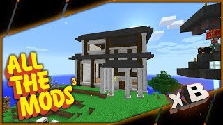 New House & Upgrades! :: ALL the Mods 3! :: Ep 27