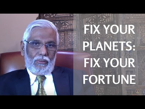 Fix Your Planets: Fix Your Fortune Part 1 of 2