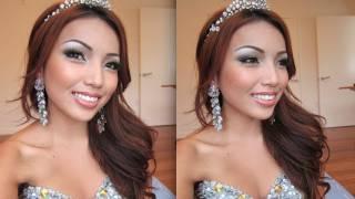 Video Pageant Queen Make-up Tutorial !!! MP3, 3GP, MP4, WEBM, AVI, FLV November 2017