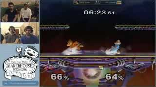 MOR|Axe (Falco) vs XTR|Medz (Fox) – 720p/60f