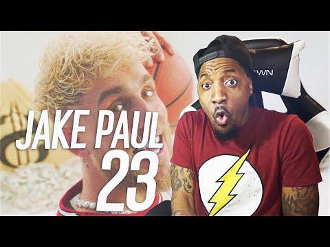 HE TROLLING KSI LOL!  | Jake Paul - 23 (REACTION!!!)