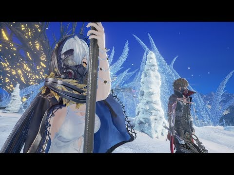Gameplay avec Io de Code Vein