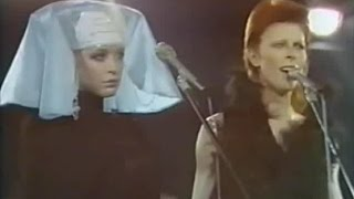 David Bowie & Marianne Faithful Got You, Babe