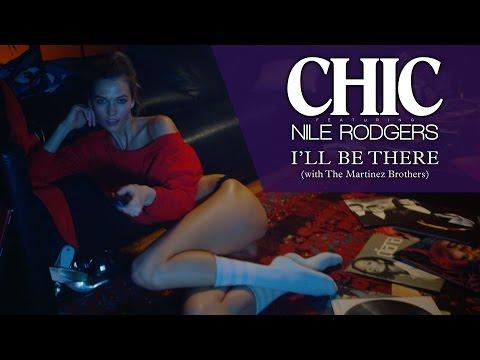 超撩人~卡莉克勞斯Karlie Kloss主演的Chic樂團〈I'll Be There〉單曲新MV