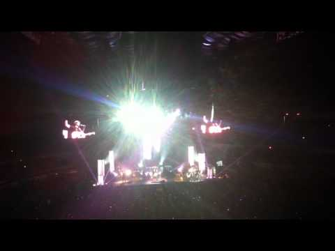 I won't give up Live in Manila 2013 (Smart Araneta Coliseum)