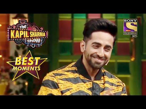 Kapil ने किया Ayushman से Flirt | The Kapil Sharma Show Season 2 | Best Moments
