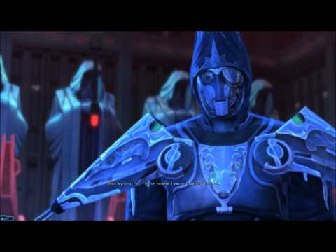 SWTOR - This is the ending of the Sith Inquisitor storyline. Read more for some jokes and serious explanations. Lord Shion finally confronts Darth Thanaton in the Da...