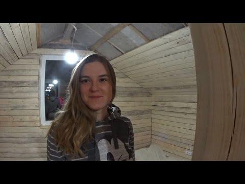 31 декабря 2016 года // Новый год в деревне // Жизнь в деревне (видео)