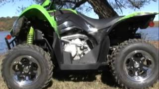 2. 2011 Arctic Cat 350, 425 sc450i Test