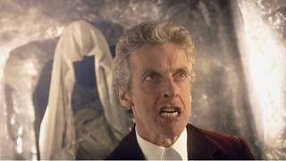 """A combination and extended version of the two versions of the track nammed """"Breaking the Wall"""" heard in Heaven Sent and The Doctor Falls"""