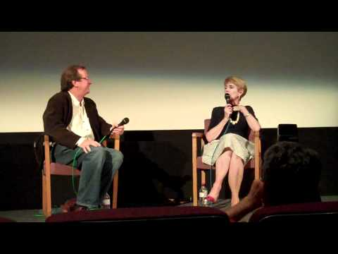 Barbara Rush at the Aero Theater 9-29-2010
